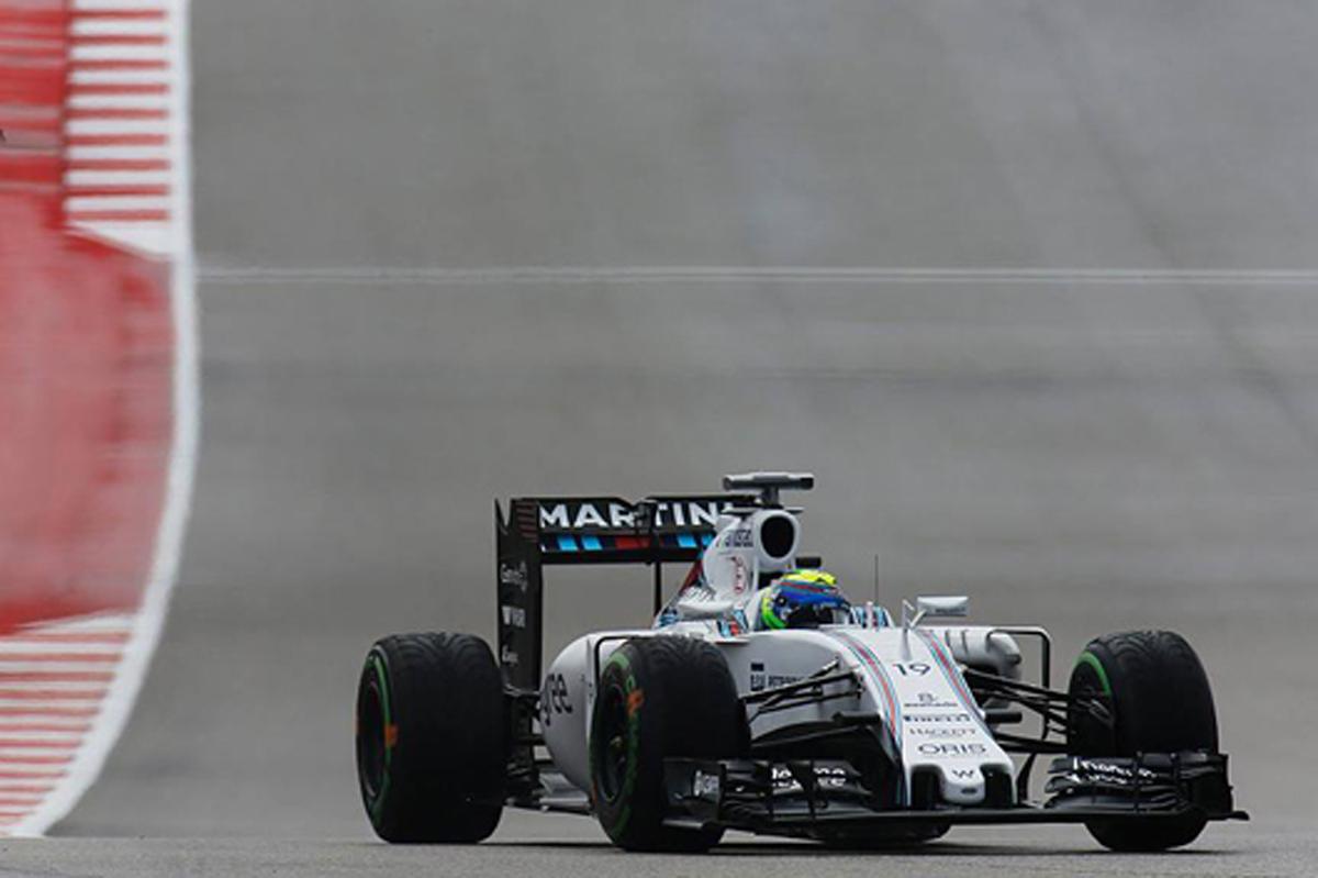 ウィリアムズ F1アメリカGP
