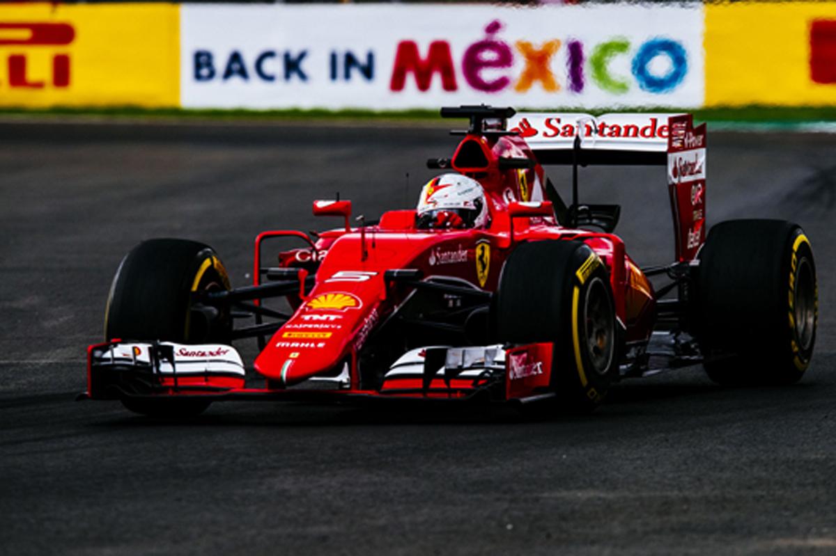フェラーリ F1メキシコGP
