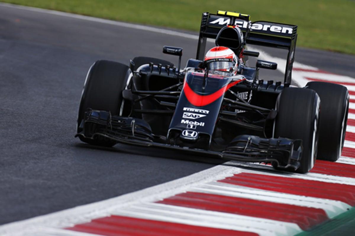 マクラーレン・ホンダ F1メキシコGP
