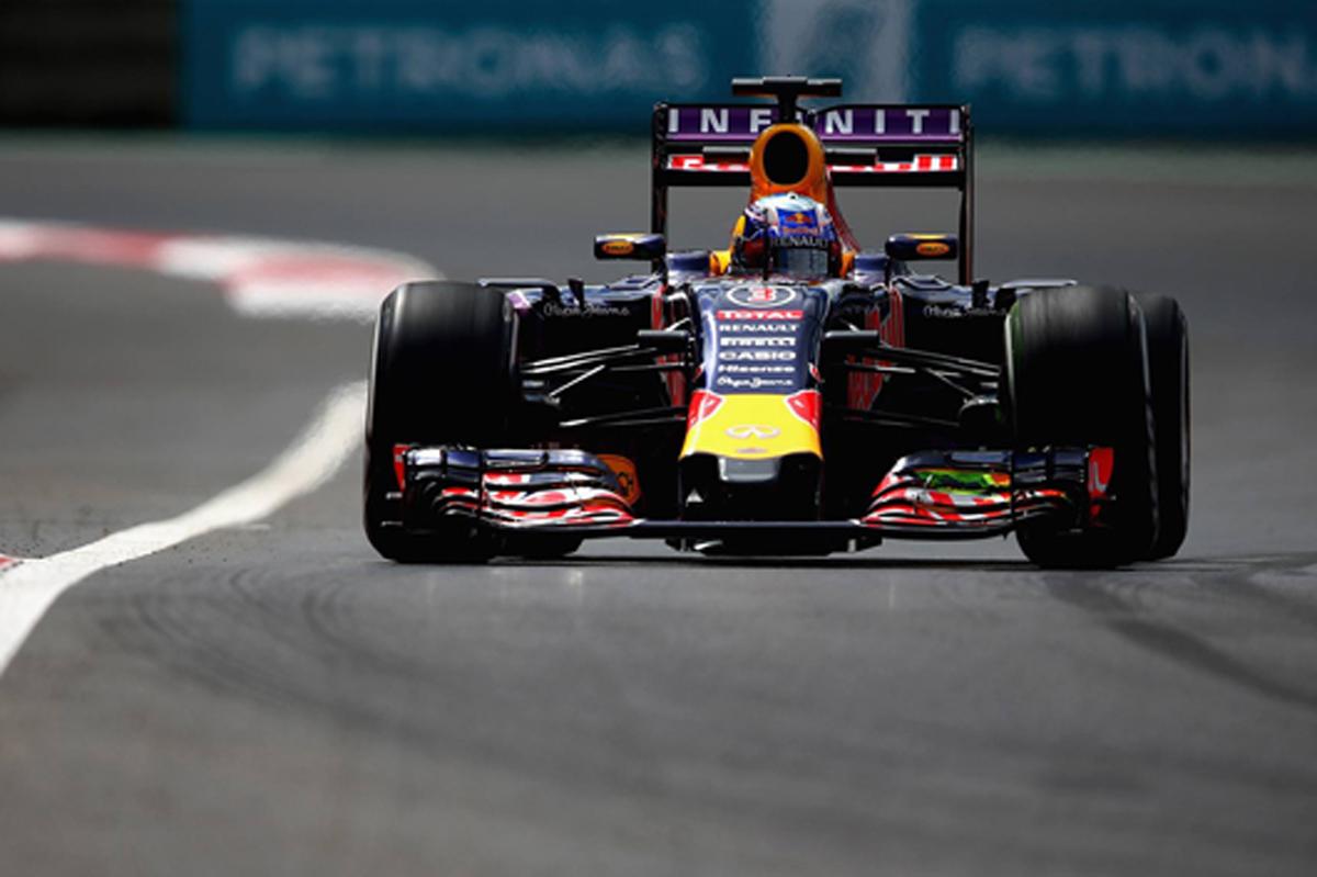レッドブル F1メキシコGP