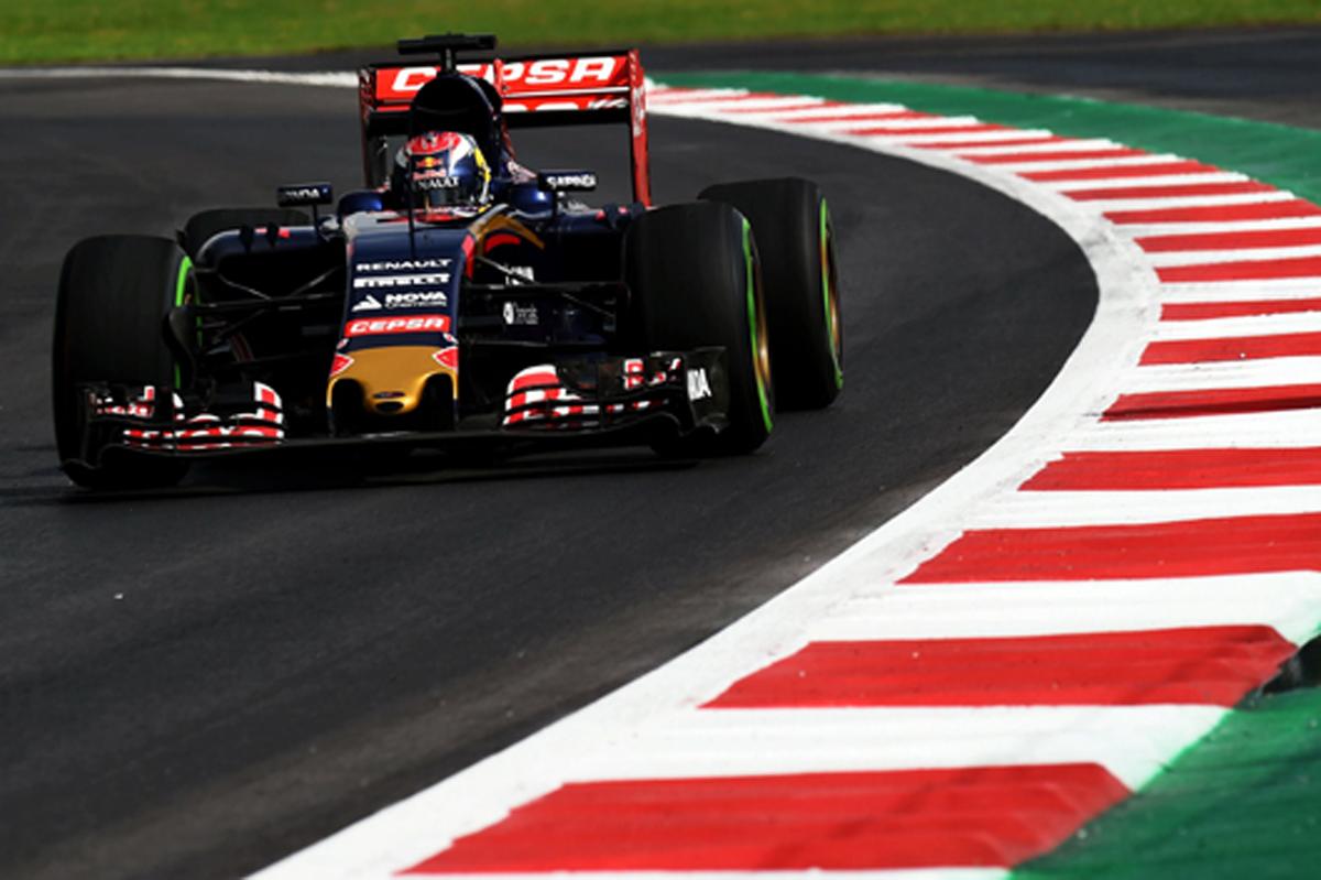 トロ・ロッソ F1メキシコGP