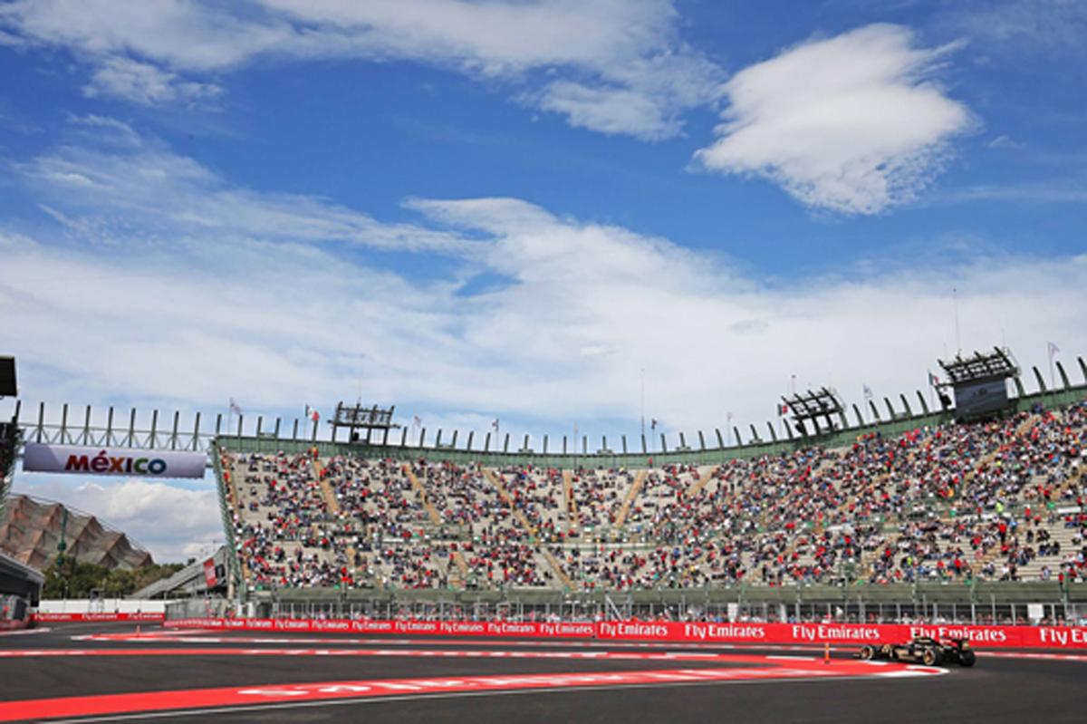 ロータス F1メキシコGP 予選