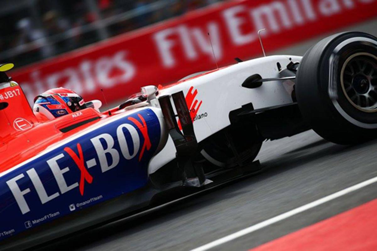 マノー・マルシャ F1メキシコGP 予選