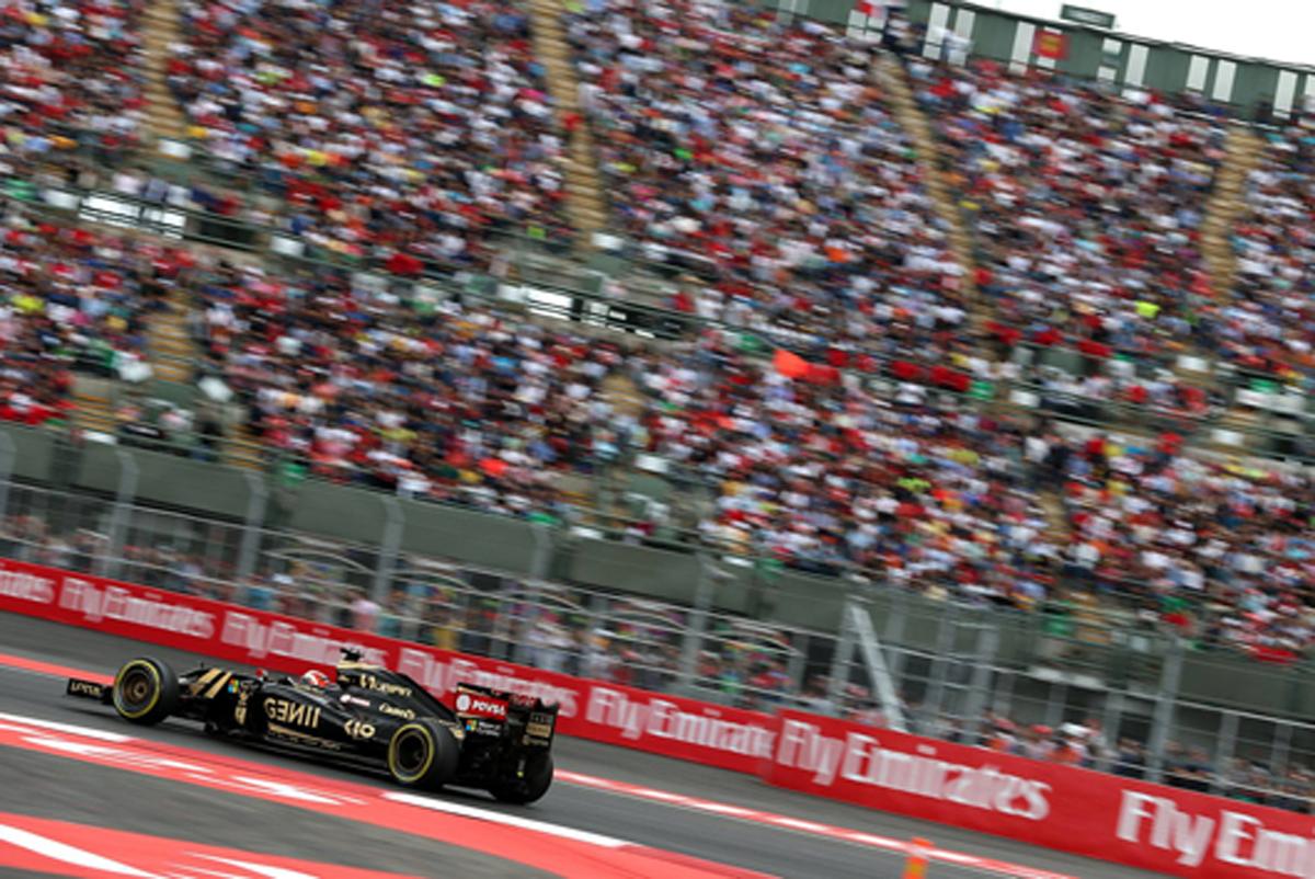 ロータス F1メキシコGP