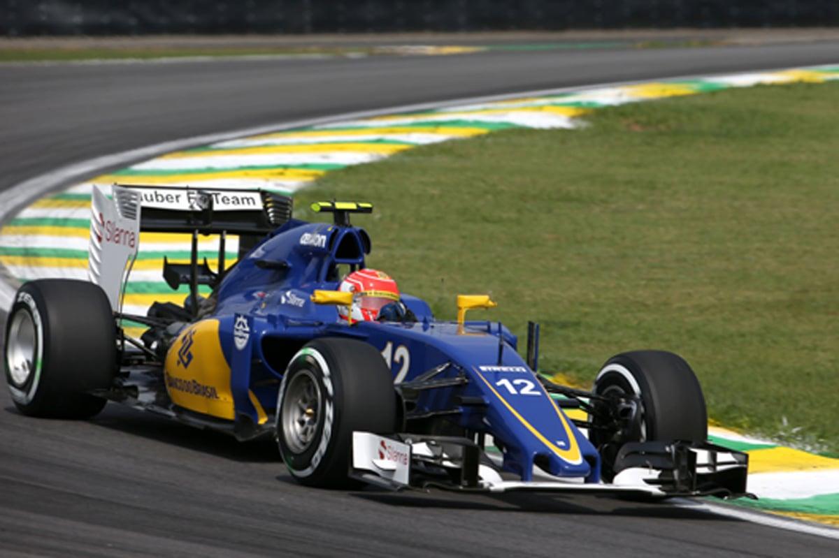 ザウバー F1 ブラジル