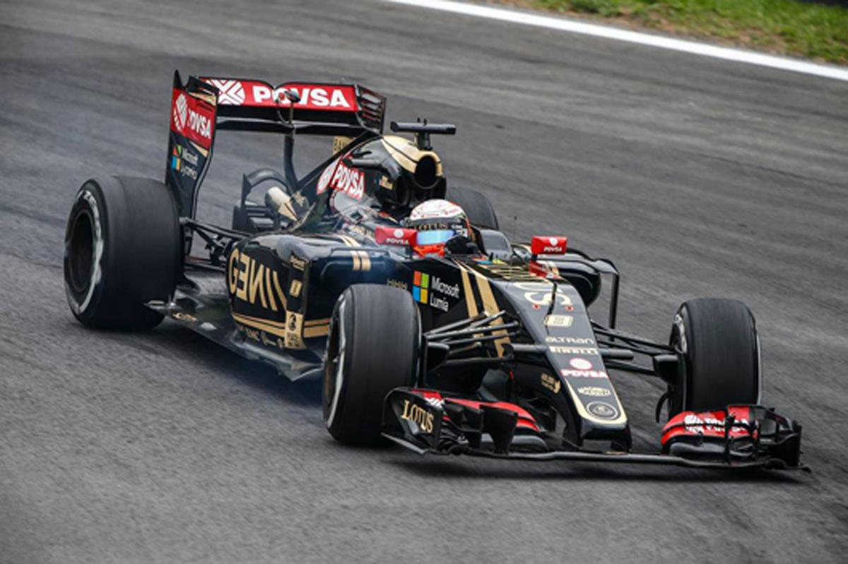 ロータス F1ブラジルGP 予選