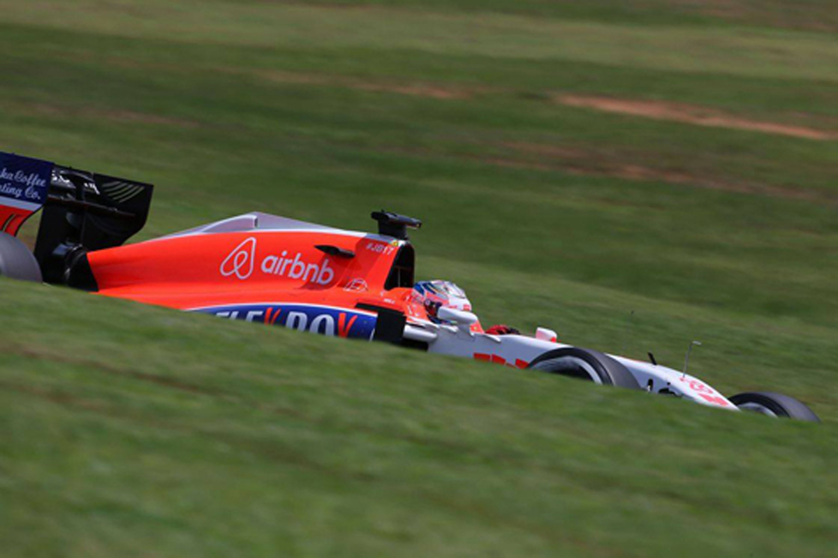 マノー・マルシャ F1ブラジルGP 予選