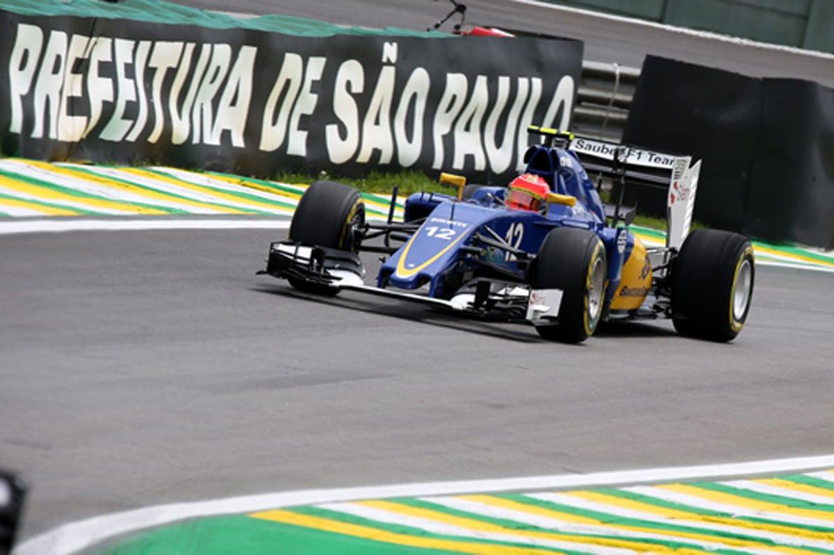 ザウバー F1ブラジルGP 予選