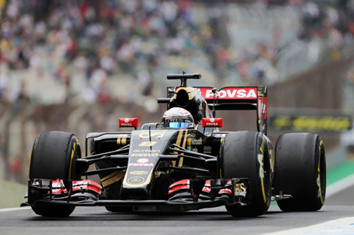 ロータス F1ブラジルGP 結果