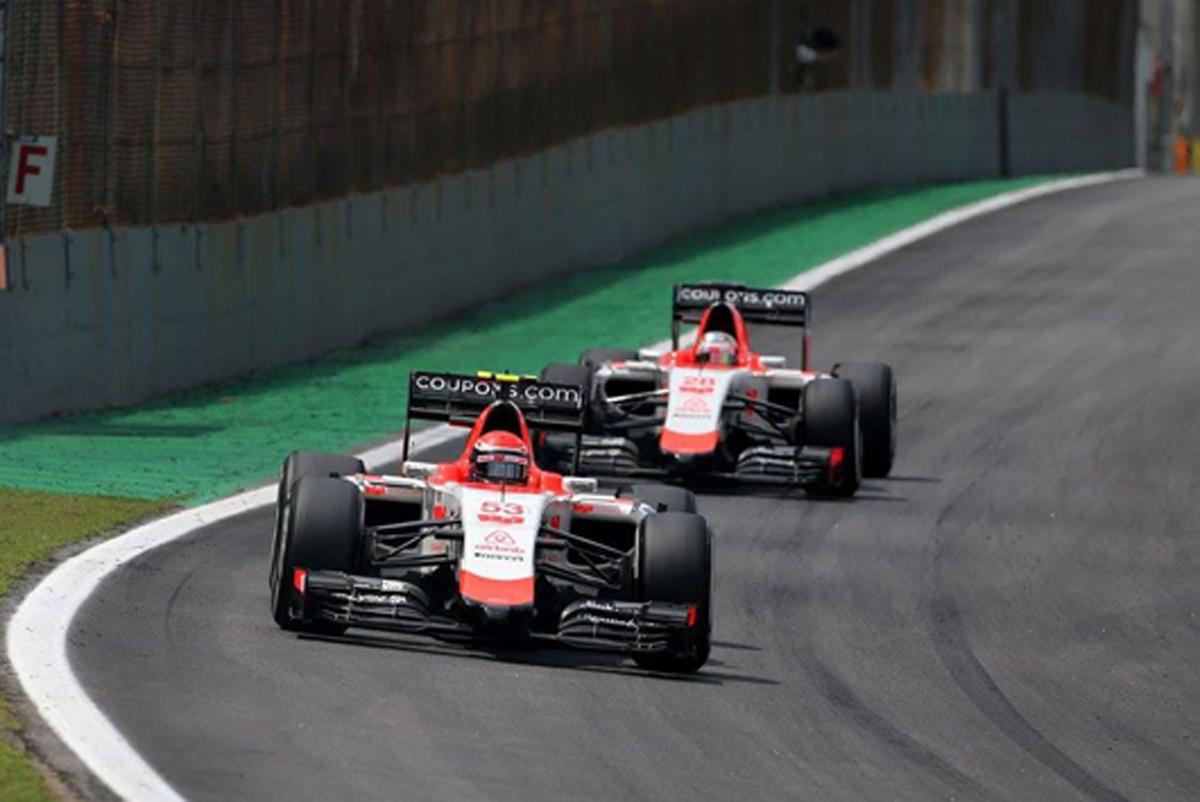 マノー・マルシャ F1ブラジルGP 結果