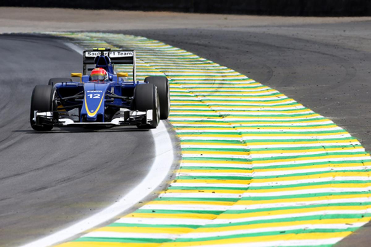 ザウバー F1 ブラジルGP