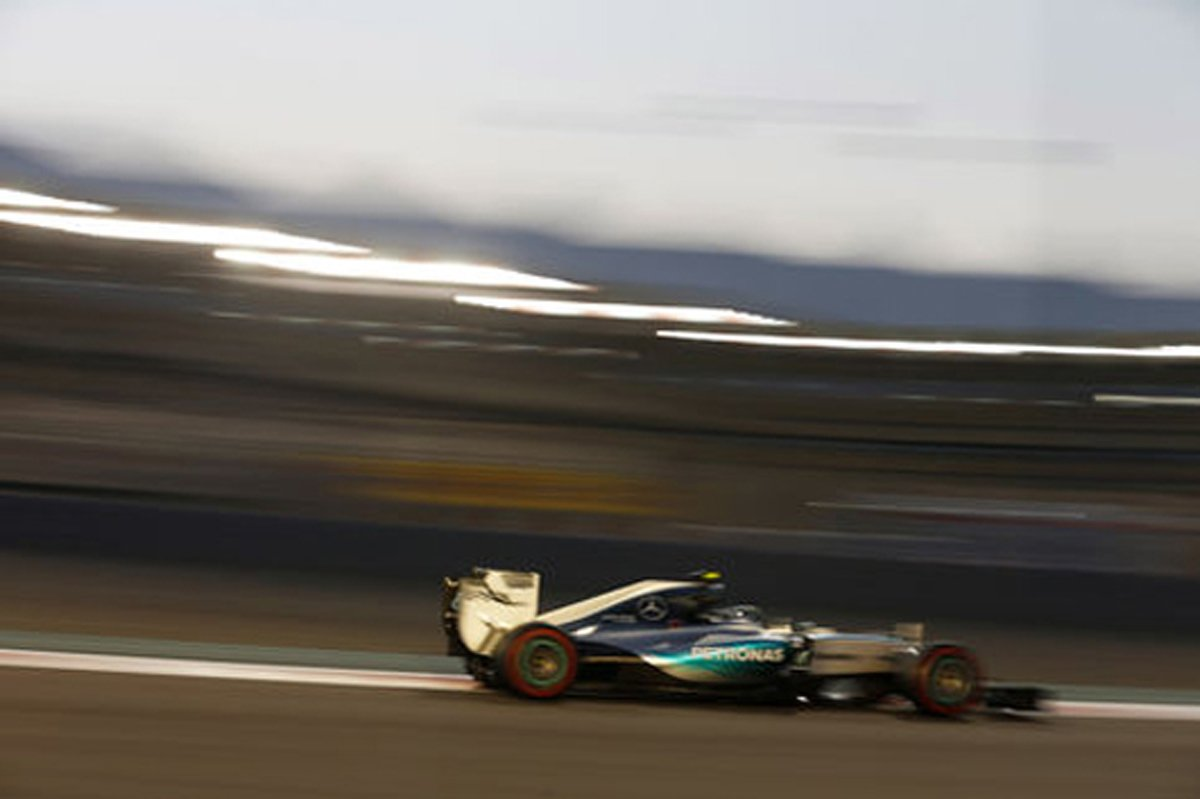 F1アブダビGP フリー走行2回目