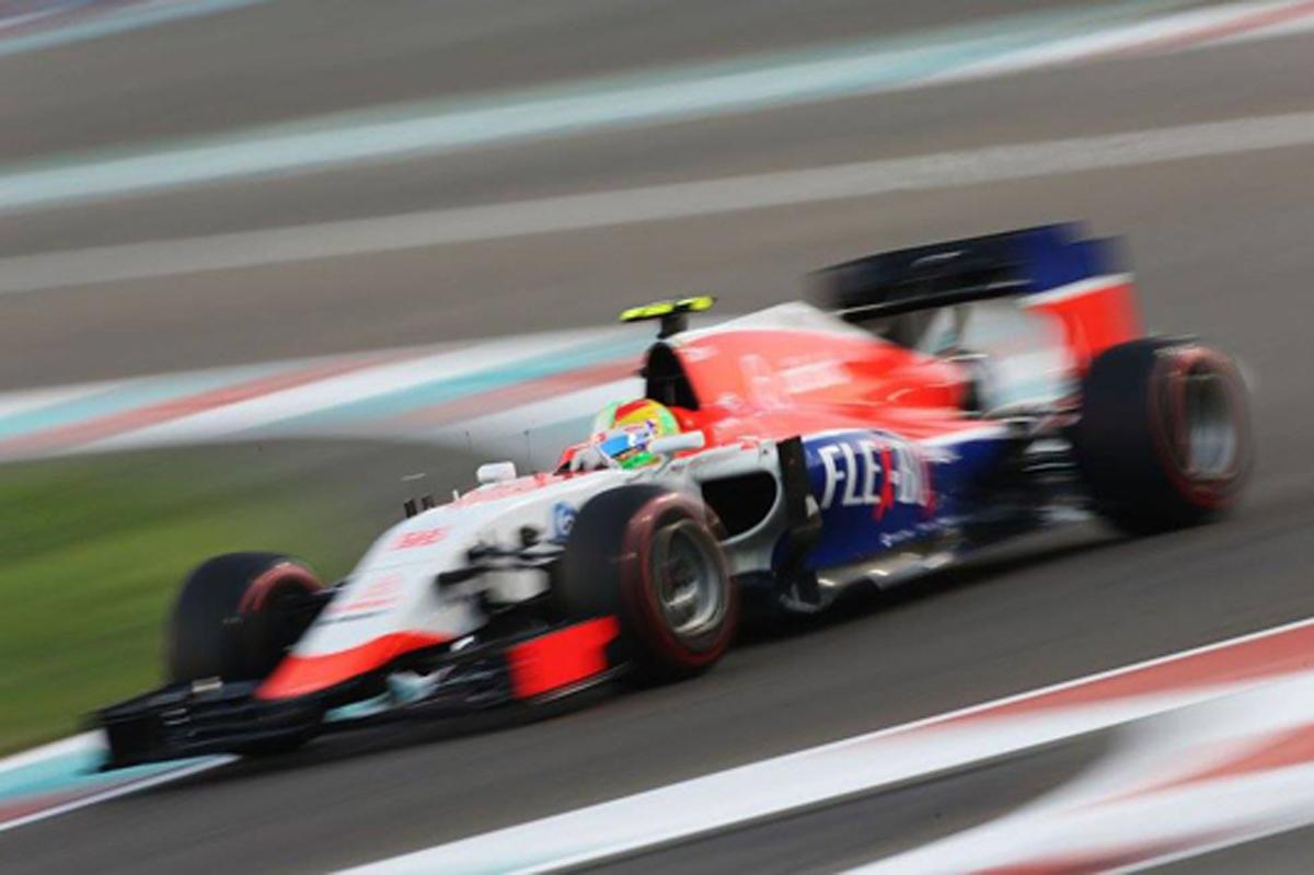マノー・マルシャ F1アブダビGP 予選結果