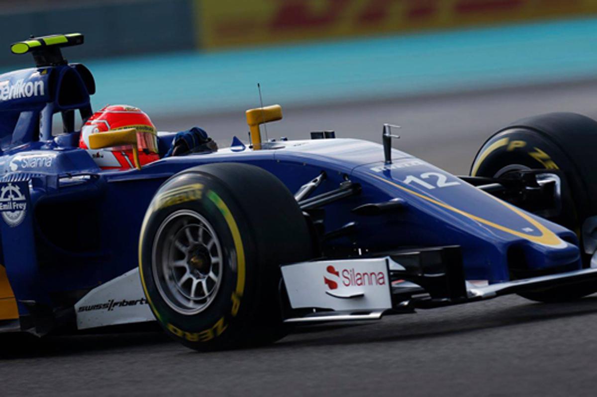 ザウバー F1アブダビGP 予選結果