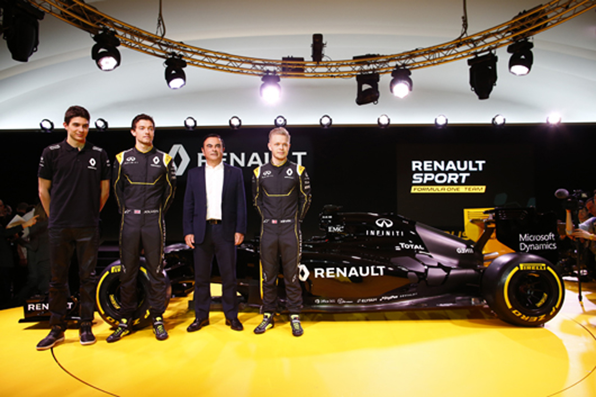 Renaut Sport Fomrula One Team