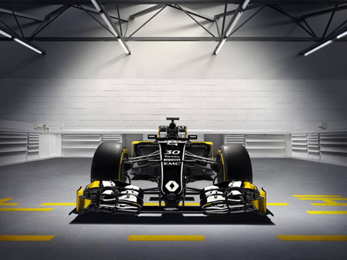 ルノー RS16