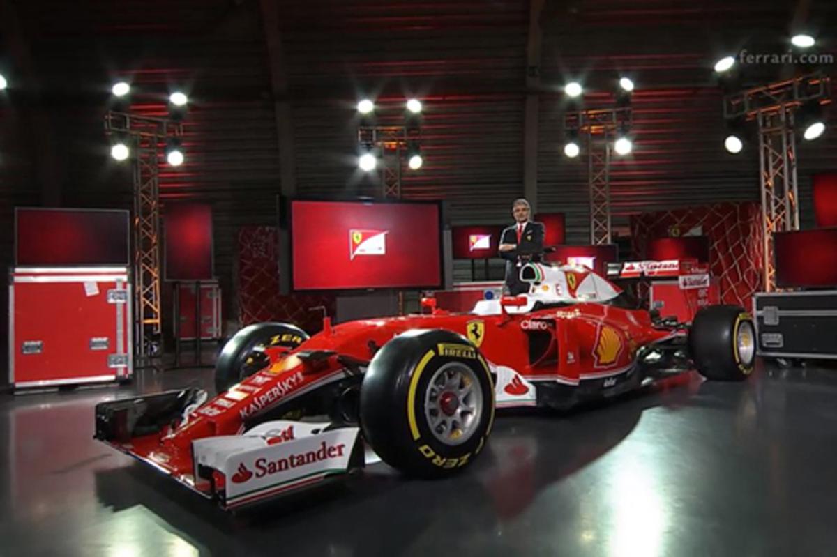フェラーリ SF16-H