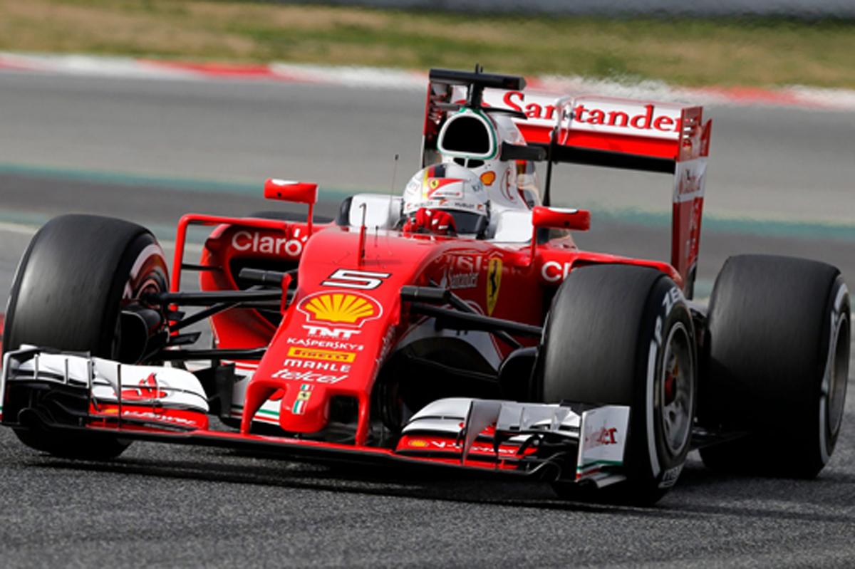 2016 F1プレシーズンテスト初日 結果