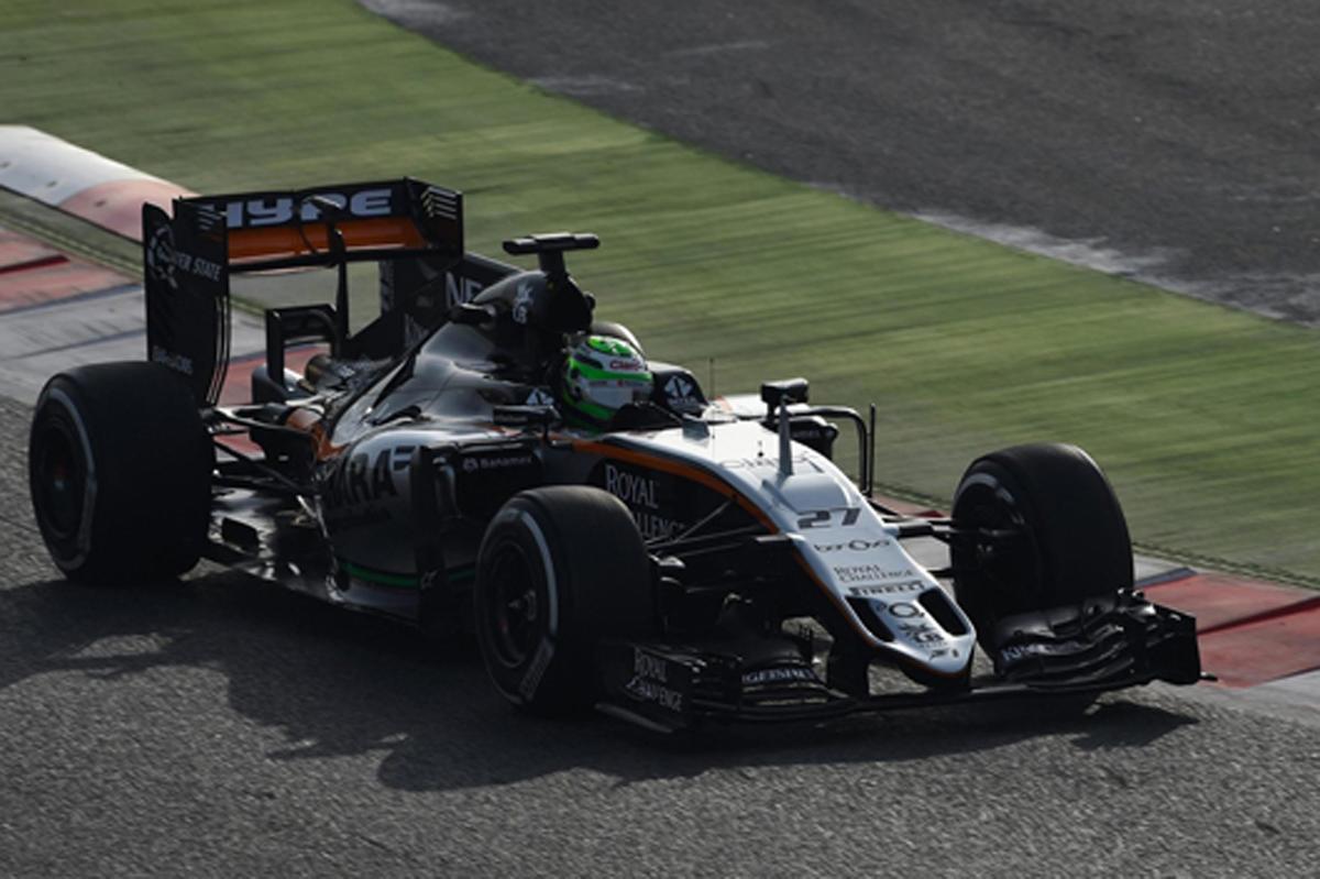 F1バルセロナテスト 3日目