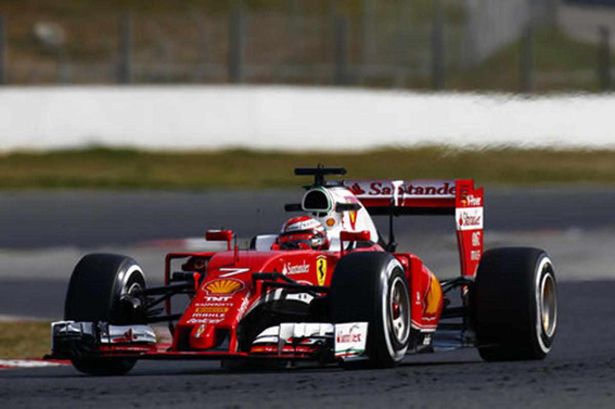 2016年 F1バルセロナテスト 3日目 結果