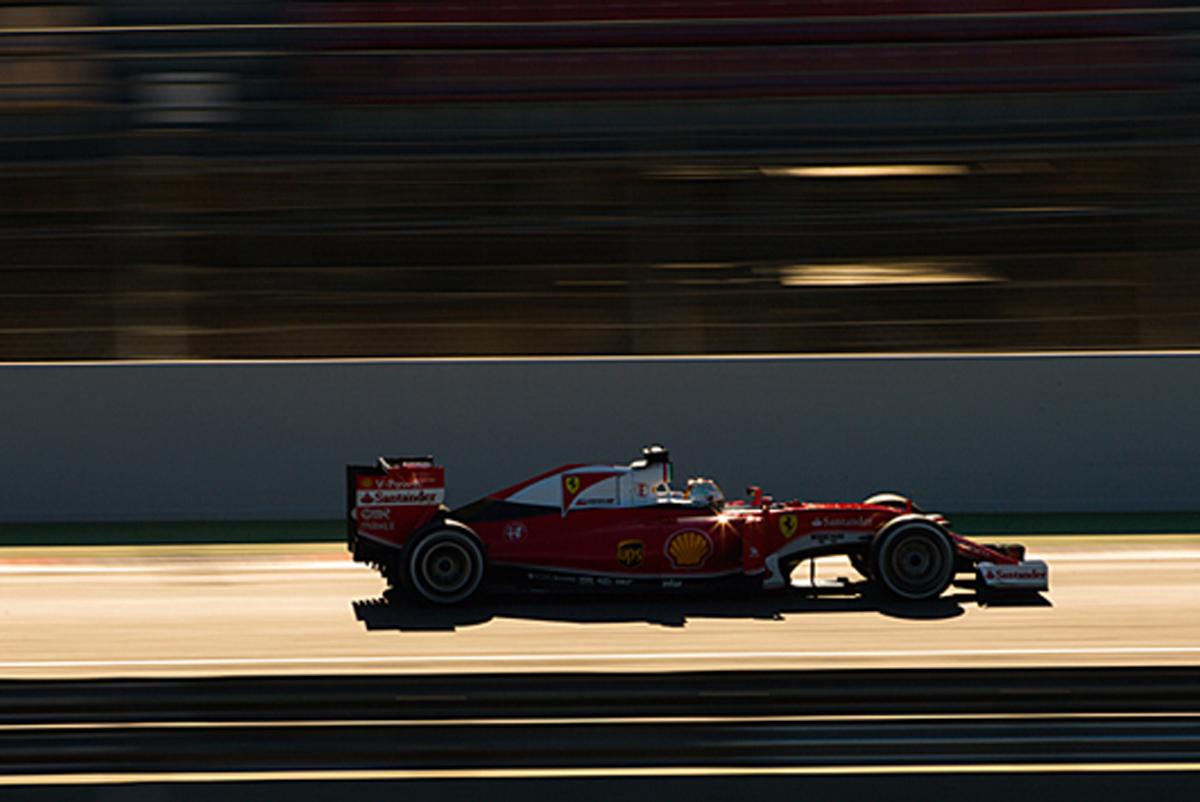 2016年 F1バルセロナテスト 最終日