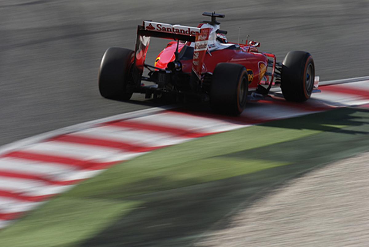2016年 F1プレシーズンテスト:総合タイム&周回数