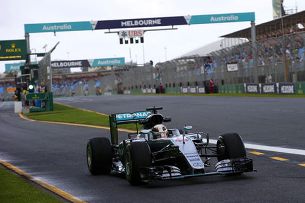 2016 F1オーストラリアGP 速報