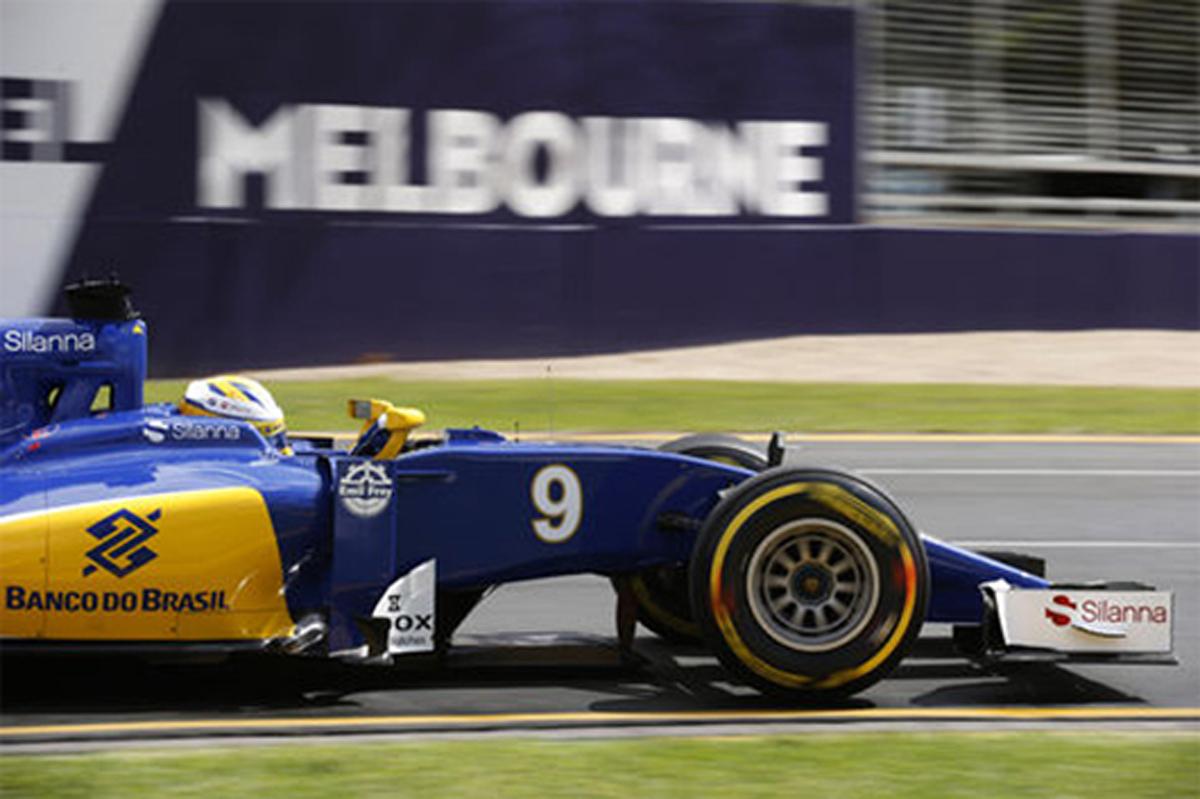ザウバー F1オーストラリアGP
