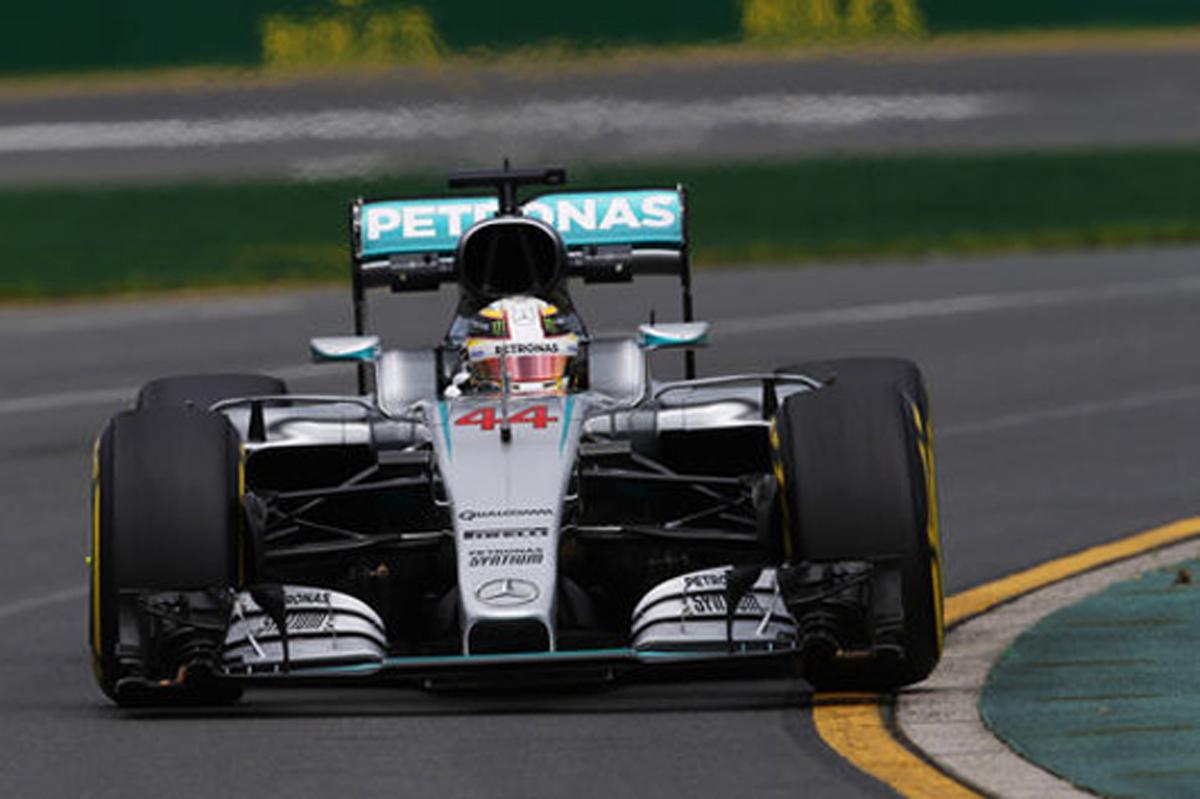 F1オーストラリアGP 速報
