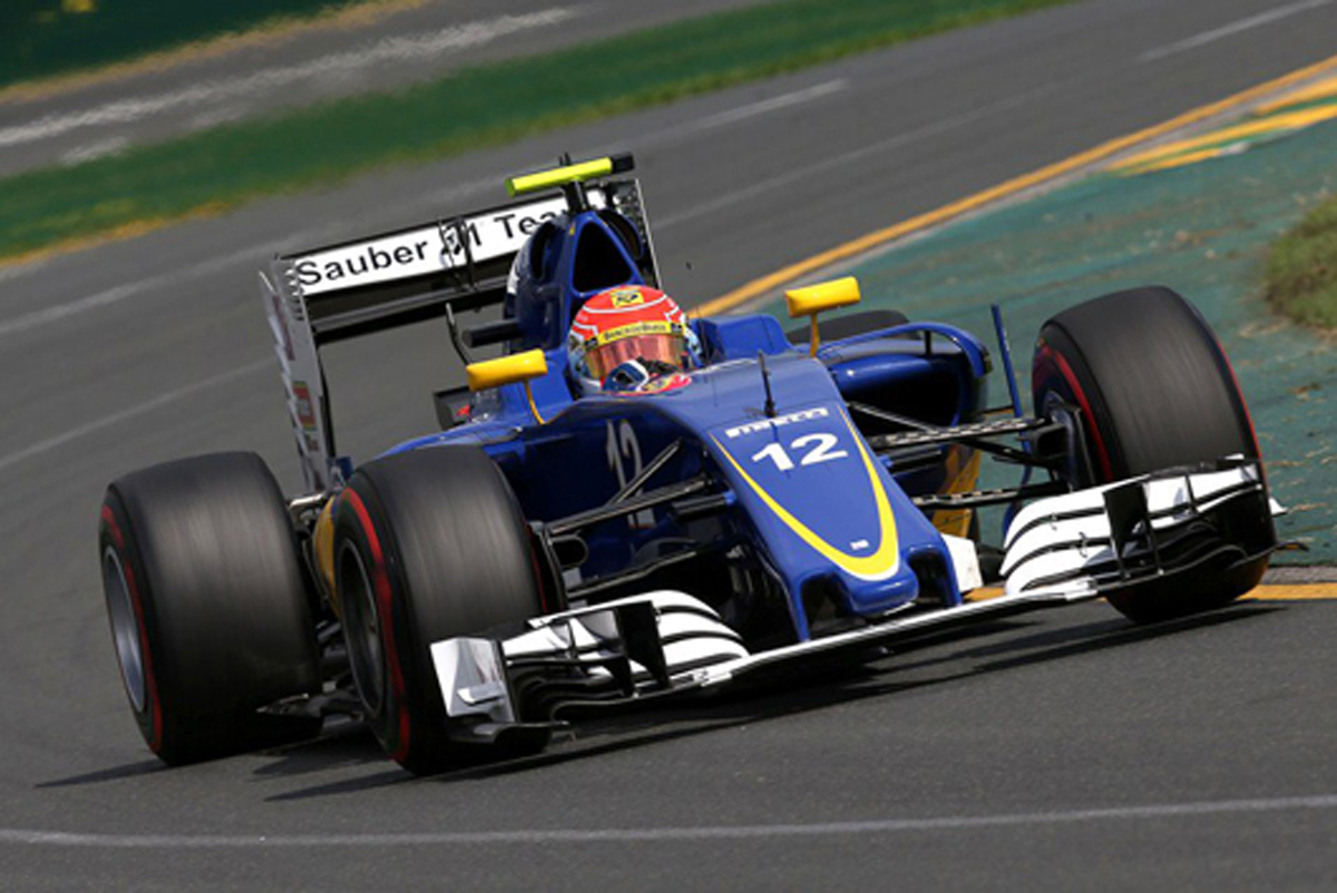 ザウバー F1オーストラリアGP 予選