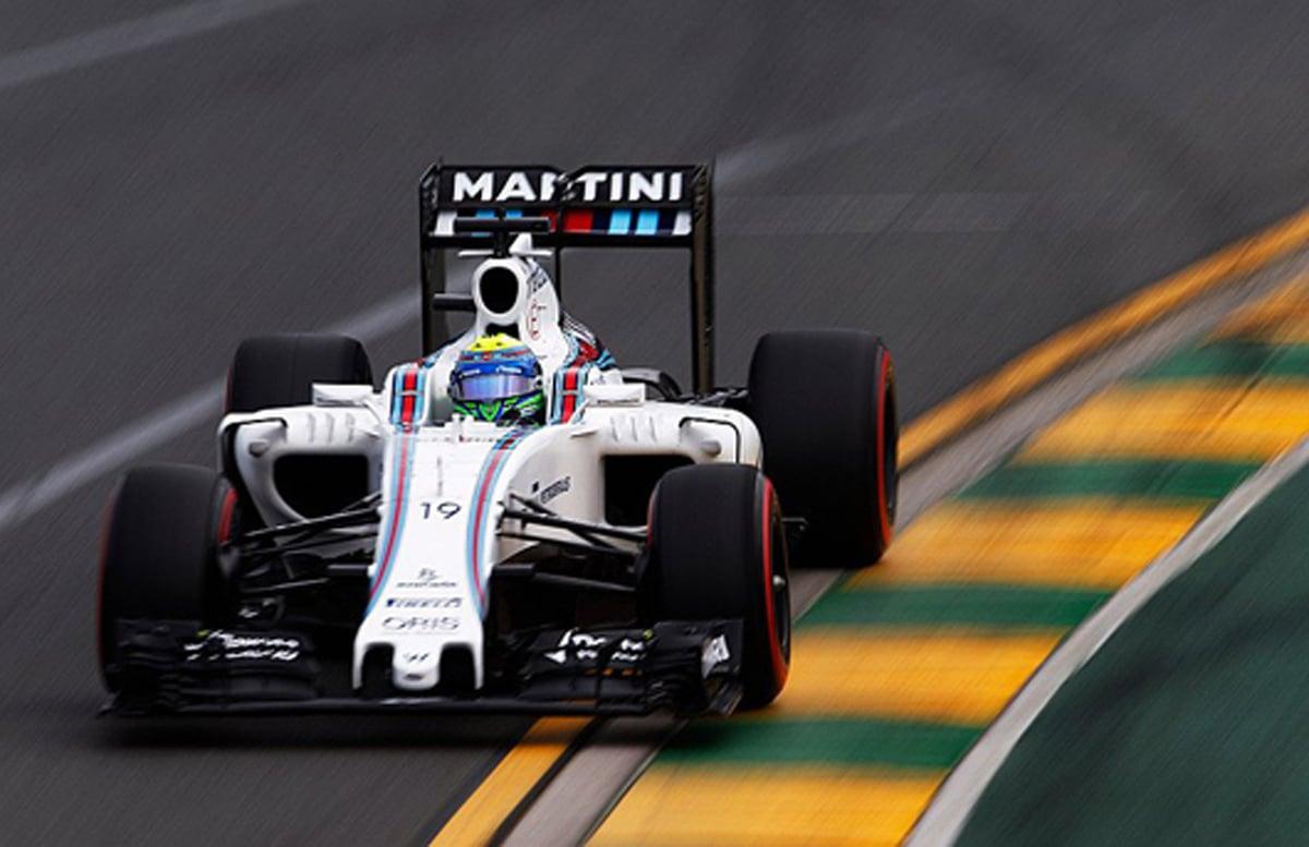 ウィリアムズ F1オーストラリアGP 予選