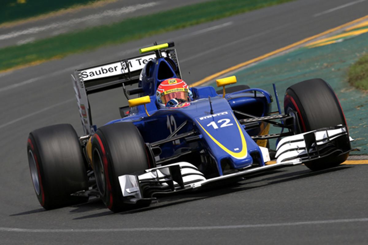 ザウバー F1オーストラリアGP 結果