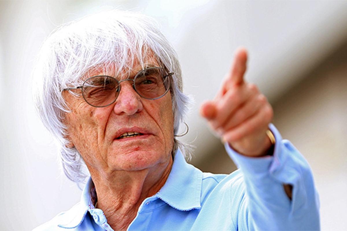 バーニー・エクレストン F1
