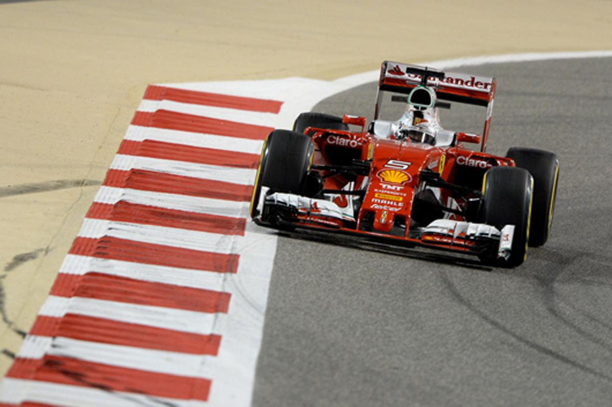 フェラーリ 2016 F1 バーレーンGP