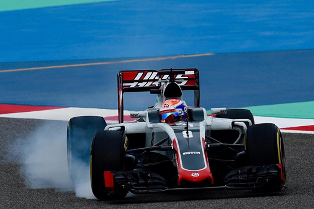 ハース 2016 F1 バーレーンGP