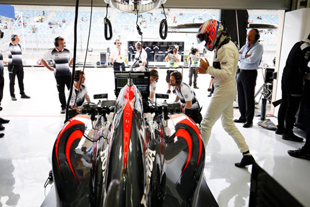 ホンダ F1 2016 バーレーン