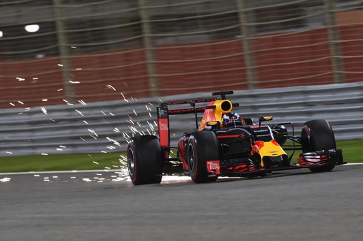 レッドブル 2016 F1 バーレーンGP