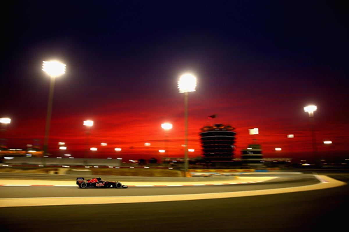 トロ・ロッソ 2016 F1 バーレーンGP