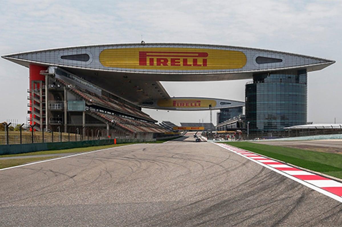 2016 F1 中国GP スケジュール&テレビ放送