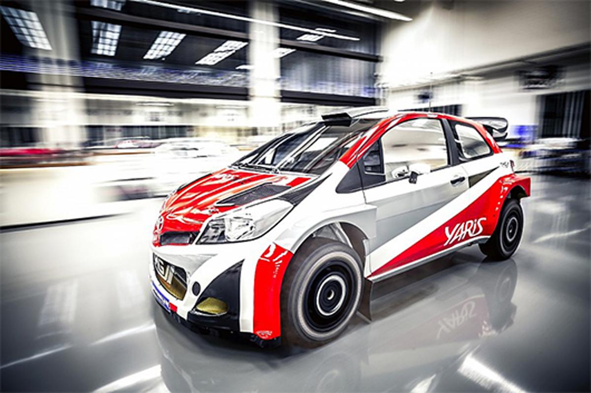 トヨタ WRC 2017