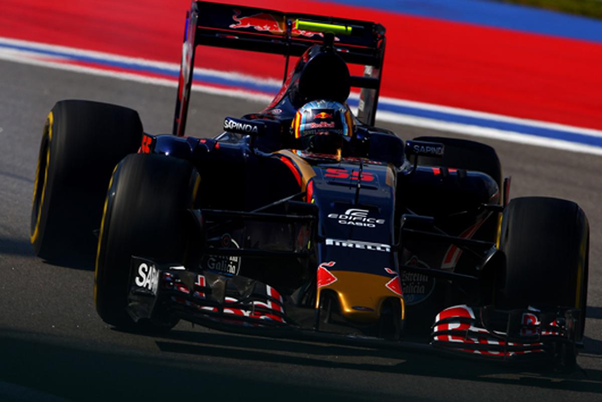 トロ・ロッソ F1 2016 ロシアGP