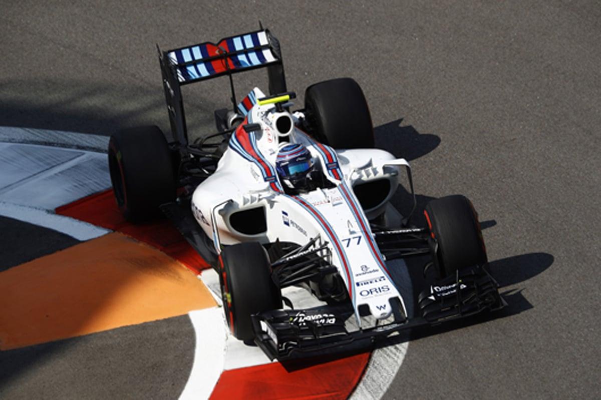ウィリアムズ F1 2016 ロシアGP
