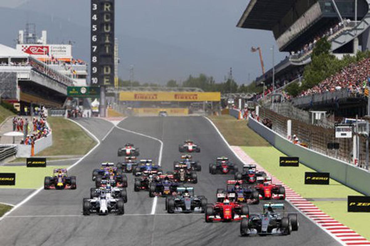 F1 2016 スペインGP