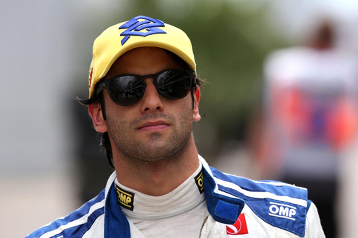 フェリペ・ナッセ F1 2016 スペイン