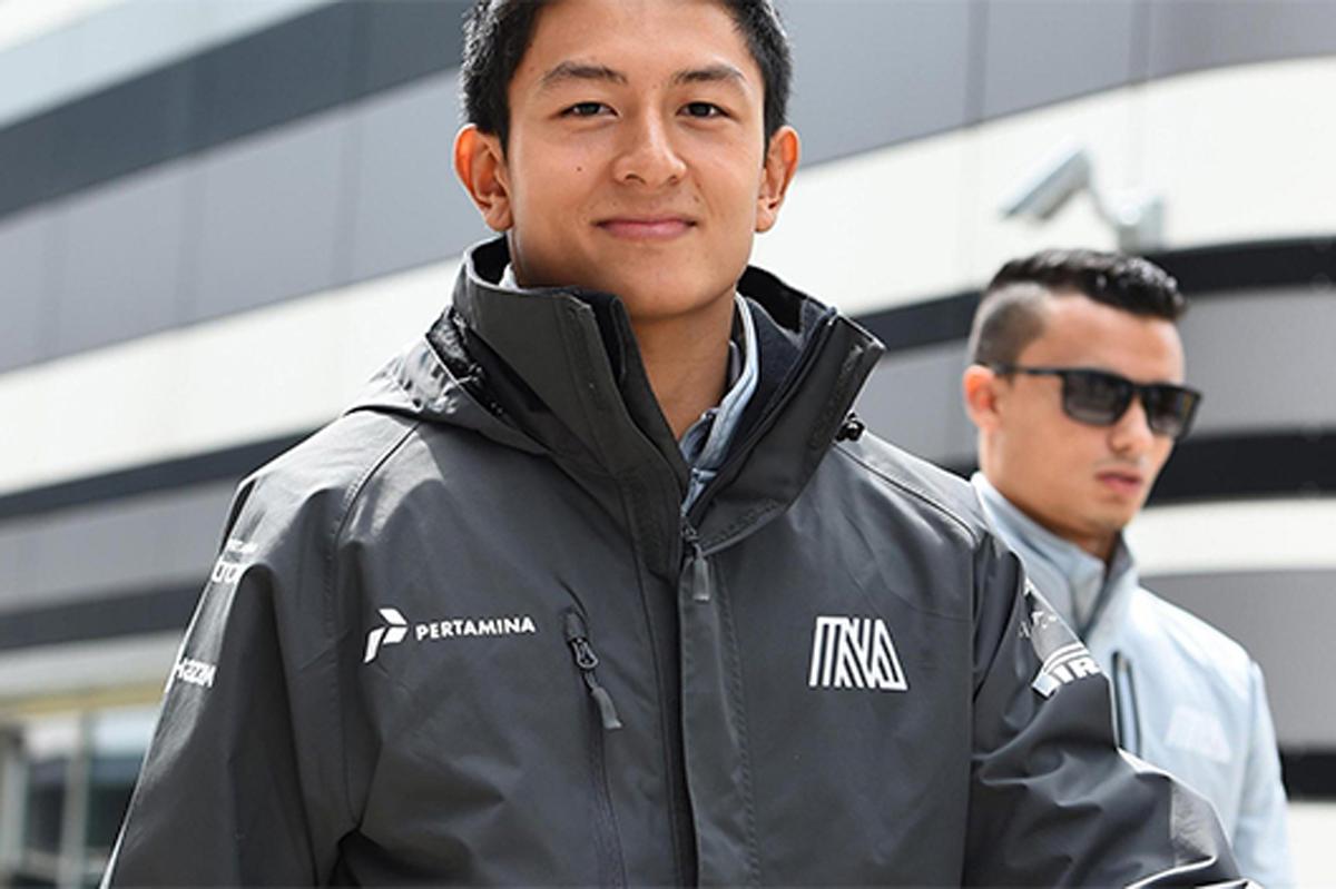 リオ・ハリアント F1 2016 スペイン