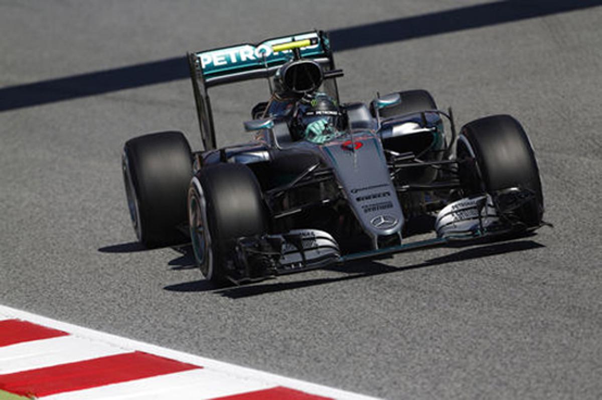 F1 スペインGP 速報