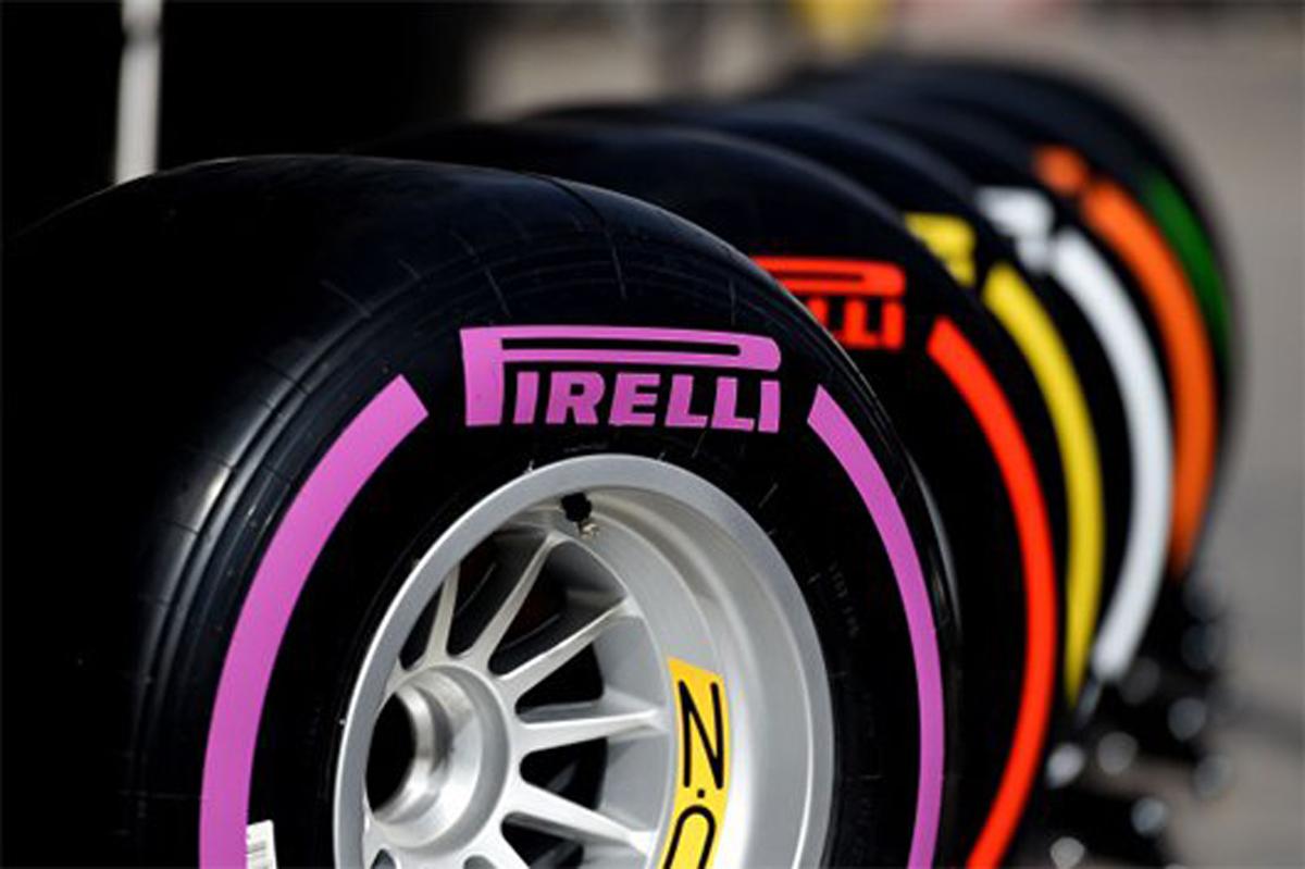 ピレリ F1 2016 モナコGP タイヤ