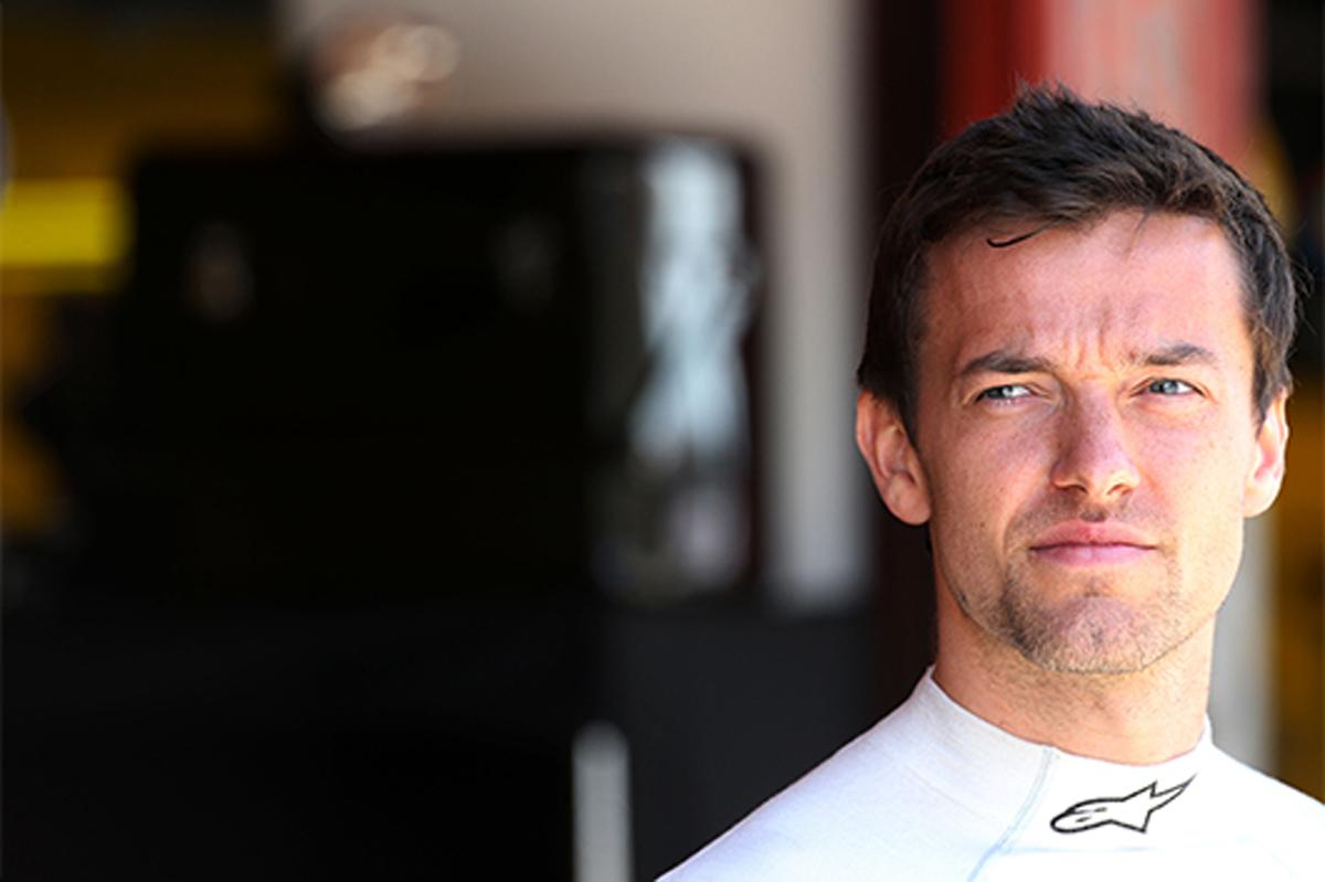 ジョリオン・パーマー F1 2016 モナコ