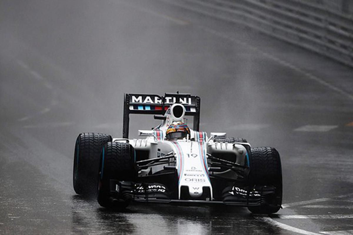 ウィリアムズ 2016 F1モナコGP 結果