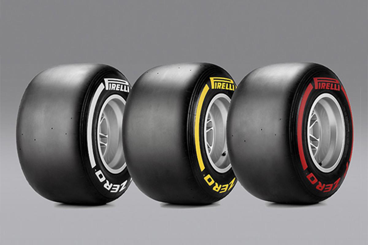 ピレリ F1 2016 アゼルバイジャン タイヤ